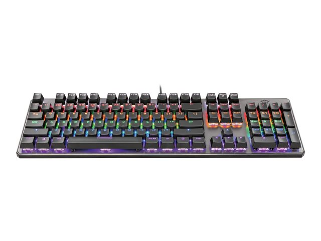 Image of Trust GXT 865 Asta - keyboard - UK