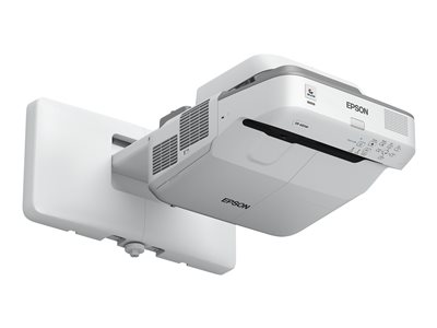 "Epson EB-685Wi - 3LCD projector - 3500 lumens - WXGA (1280 x 800) - 16:10 - HD 720p - LAN - Up to 100"" screen display size"