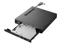 Lenovo Tiny-in-One Super-Multi Burner - Disk drive - DVD±RW (±R DL) / DVD-RAM - USB 2.0 - external - for ThinkCentre Tiny-in-One 23