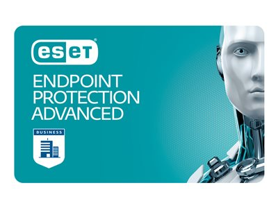 ESET Endpoint Protection Advanced Subscription license renewal (2 years) 1 seat volume