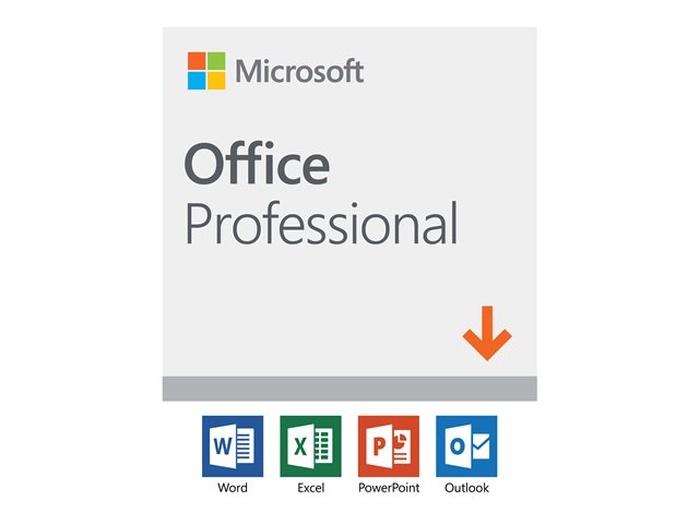 Microsoft Office Professional 2019 - licencia - 1 PC