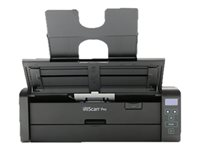 IRIS IRIScan Pro 5 - Scanner de documents - Recto-verso - Legal - 600 ppp - jusqu'à 23 ppm (mono) / jusqu'à 17 ppm (couleur) - Chargeur automatique de documents (20 pages) - jusqu'à 1000 pages par jour - USB 2.0