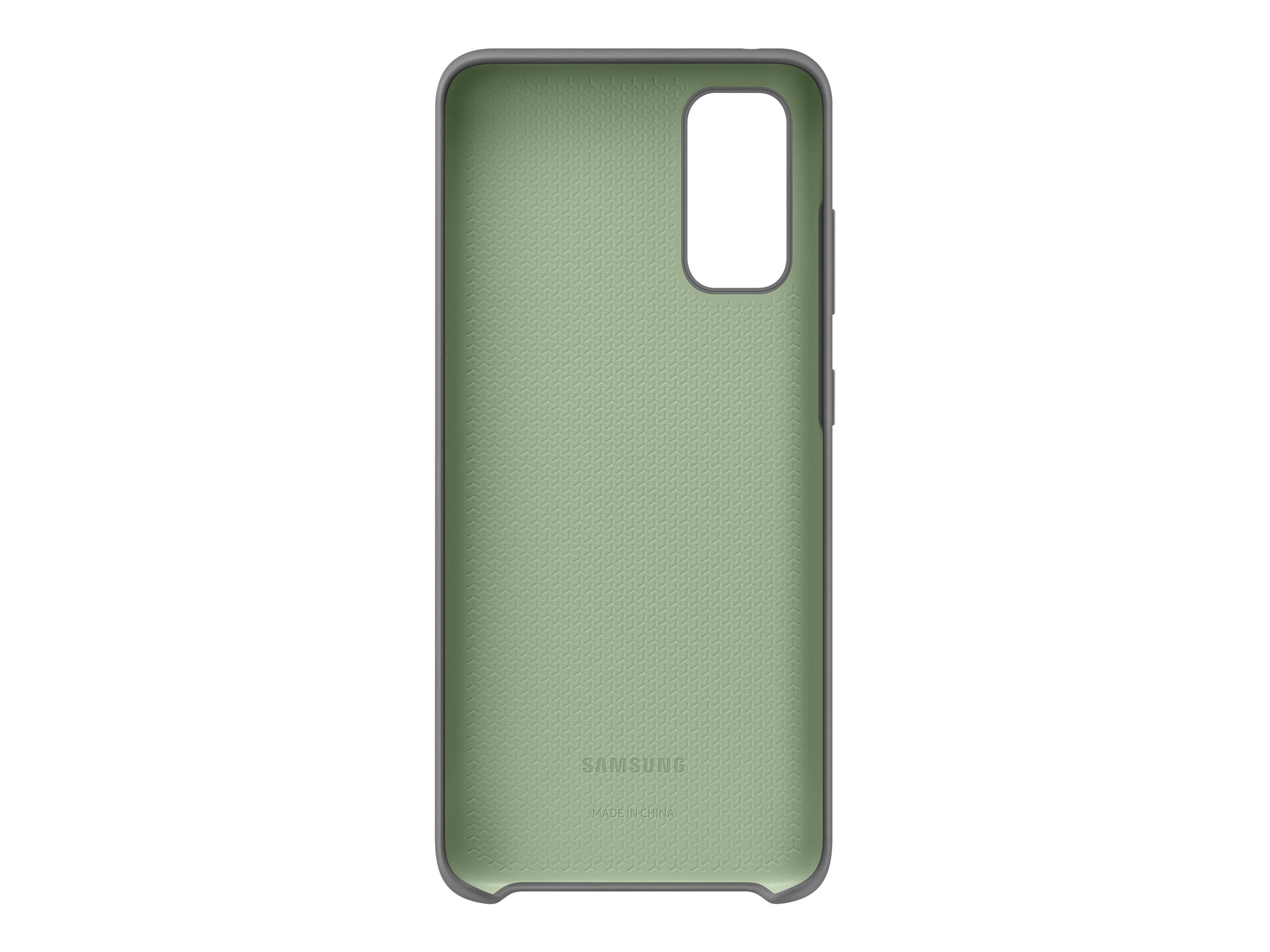 Samsung Silicone Cover EF-PG980 - back cover for cell phone
