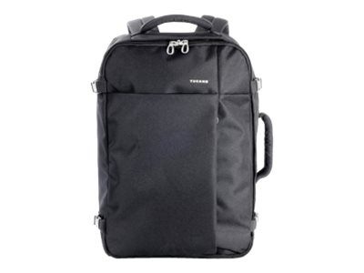 Tucano Travel TUGÒ LARGE Notebook carrying backpack 17INCH black