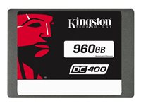 "Kingston SSDNow DC400 - Disque SSD - 960 Go - interne - 2.5"" - SATA 6Gb/s"