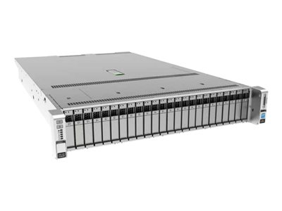 Cisco UCS Smart Play 8 C240 M4 SFF Entry Plus Server rack-mountable 2U 2-way