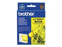 Brother LC1000Y - Jaune