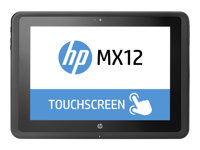 HP MX12 Retail Solution Tablet Pentium Gold 4410Y / 1.5 GHz Win 10 Pro 64-bit 4 GB RAM