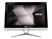 MSI Pro 20EX 8GL 004US All-in-one 1 x Pentium Silver N5000 / 1.1 GHz RAM 4 GB