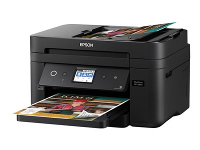 Epson WorkForce WF-2860 Multifunction printer color ink-jet