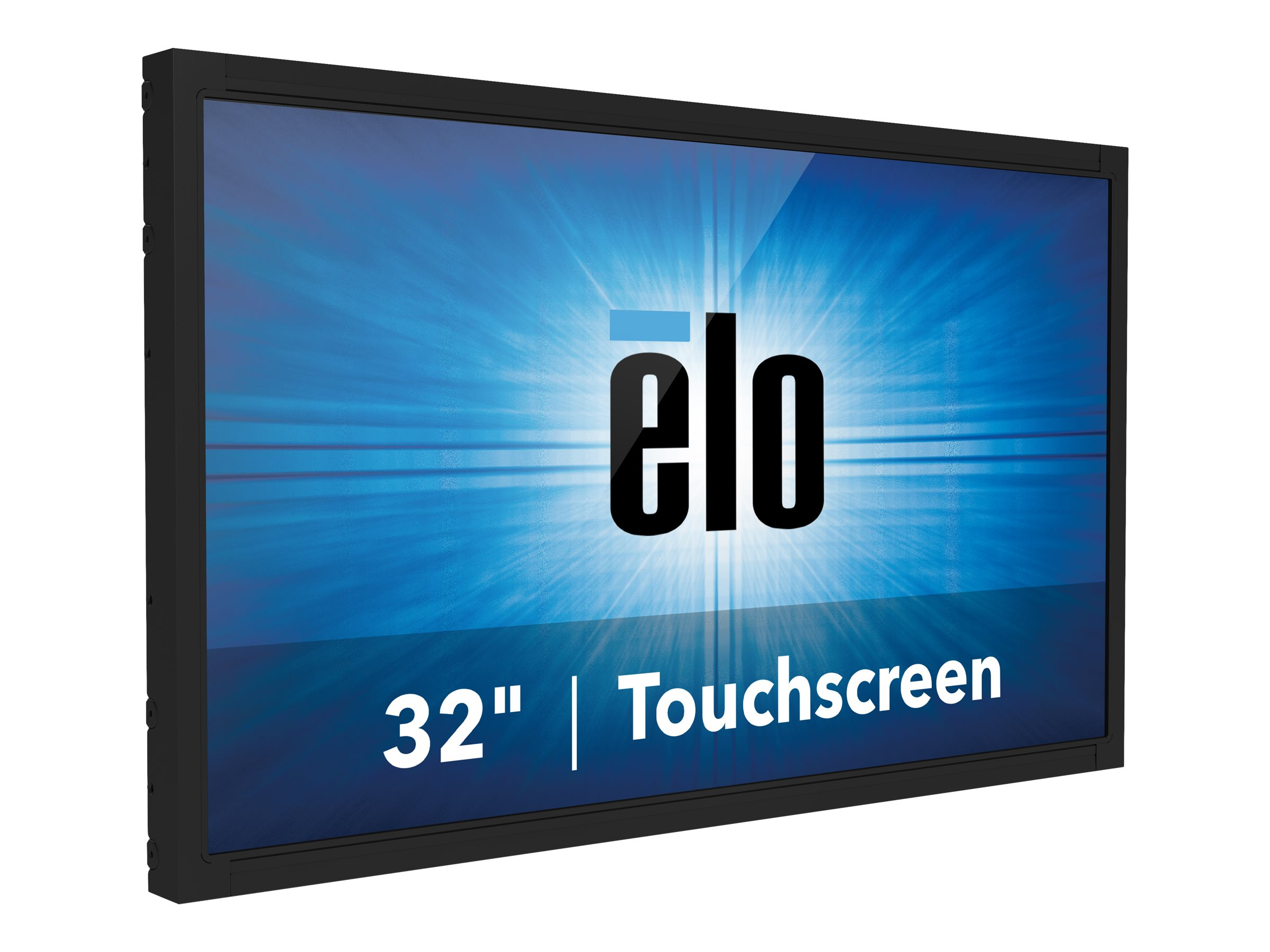 "Elo 3243L IntelliTouch Dual Touch - Écran LED - 32"" (31.5"" visualisable) - cadre ouvert - écran tactile - 1920 x 1080 Full HD (1080p) - 500 cd/m² - 3000:1 - 8 ms - HDMI, DVI-D, VGA - noir"