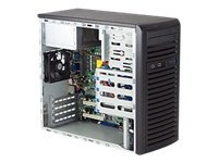 Supermicro SC731 i-300B - Midi Tower