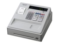 Sharp XE-A137-WH - Cash register