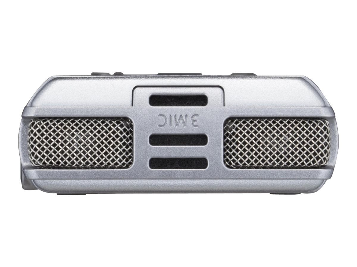 Olympus Dm 720 Voice Recorder V414111su000 And Playback Circuit Main Front Right Angle Top