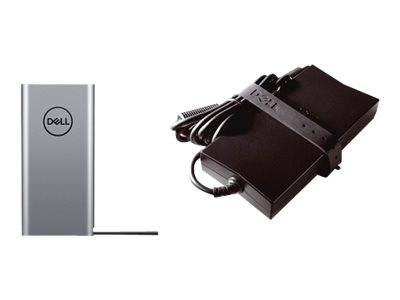 Dell Notebook Power Bank Plus PW7018LC - Customer Kit - external battery pack - 65 Wh - with Dell adapter 65-watt Type-…