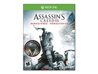 AssassinFEETs Creed III Remastered Xbox One