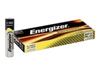 Energizer Industrial - Battery 10 x AAA type - Alkaline
