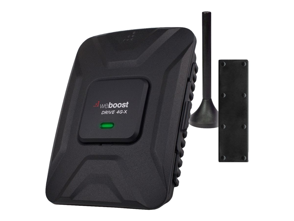 weBoost Drive 4G-X - booster kit for cellular phone