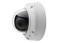 AXIS M3025-VE Network Camera - Network surveillance camera - dome - outdoor - vandal / weatherproof - colour (Day&Night) - 2 MP - 1920 x 1080 - M12 mount - fixed iris - fixed focal - LAN 10/100 - MPEG-4, MJPEG, H.264 - PoE Class 2