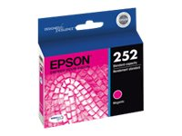 Epson 252 - magenta - original - ink cartridge