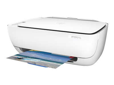 HP Deskjet 3630 All-in-One Multifunction printer color ink-jet