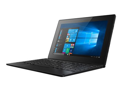 Lenovo Tablet 10 20L3 Tablet with keyboard dock Celeron N4100 / 1.1 GHz Win 10 Pro 64-bit