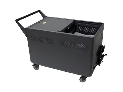 Datamation Systems DS-GR-CBW-L32-C Cart for 32 notebooks (Ga