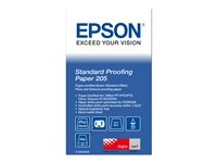Epson Proofing Paper Standard - Rolle (111,8 cm x 50 m) 1 Rolle(n) Proofing-Papier