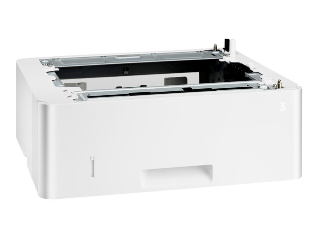 HP - Media tray / feeder - 550 sheets in 1 tray(s) - for LaserJet Enterprise M406; LaserJet Pro M304, M402, M404, MFP M426, MFP M427, MFP M428