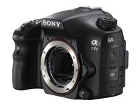 Sony a77 II ILCA-77M2 Digital camera SLR 24.3 MP APS-C body only Wi-Fi, NFC bla