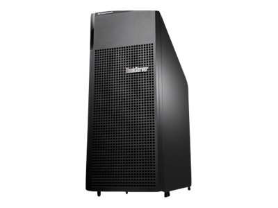 Lenovo ThinkServer TD350 70DG Server tower 4U 2-way 1 x Xeon E5-2670V3 / 2.3 GHz