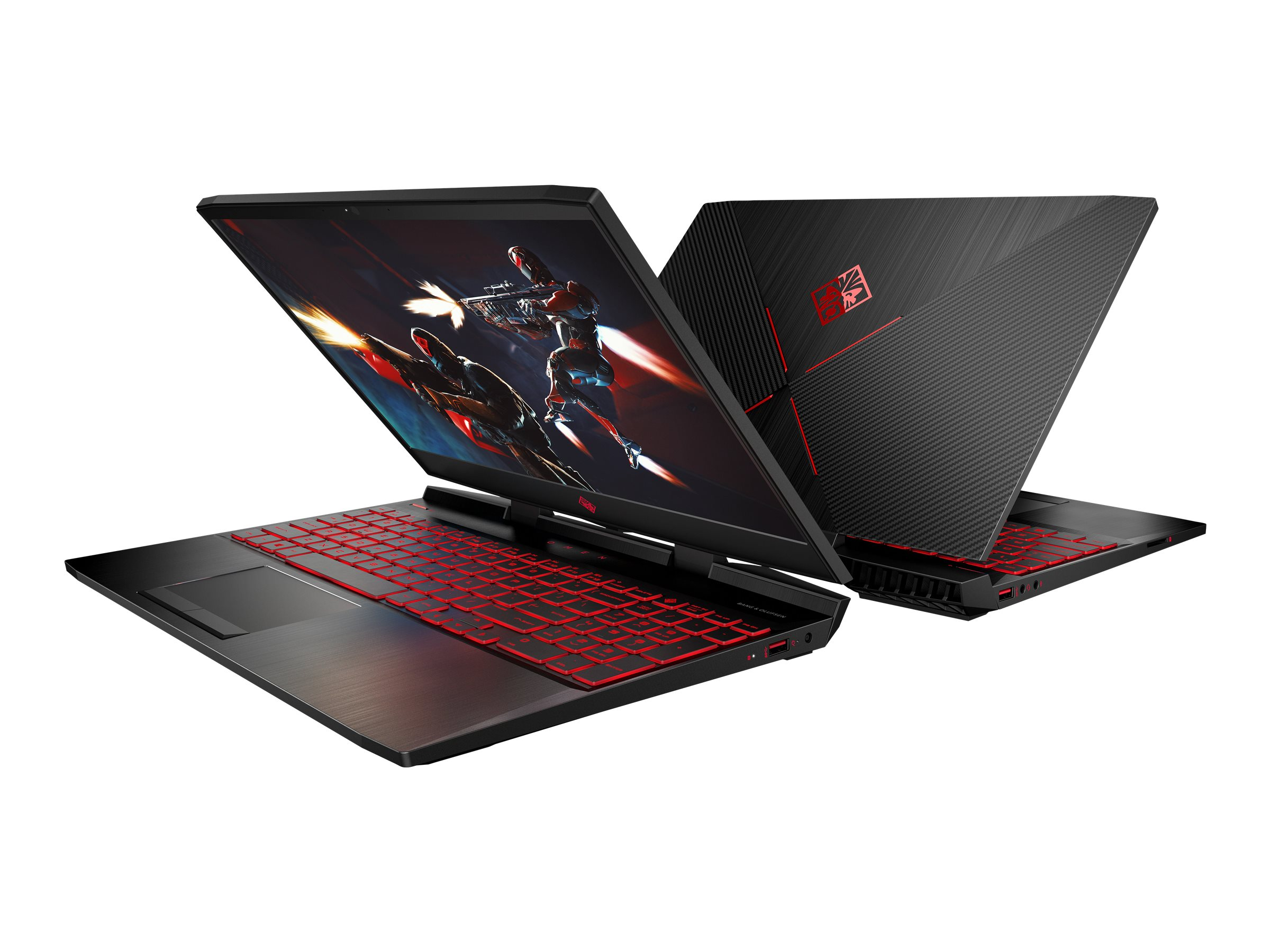 "OMEN by HP 15 dc0030na 15 6"" Core i7 8750H 8 GB RAM 128 GB SSD 1 TB HDD UK 4KD37EA ABU HP Laptops puters Products munications"