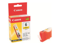 Canon BCI-6Y Yellow original ink tank