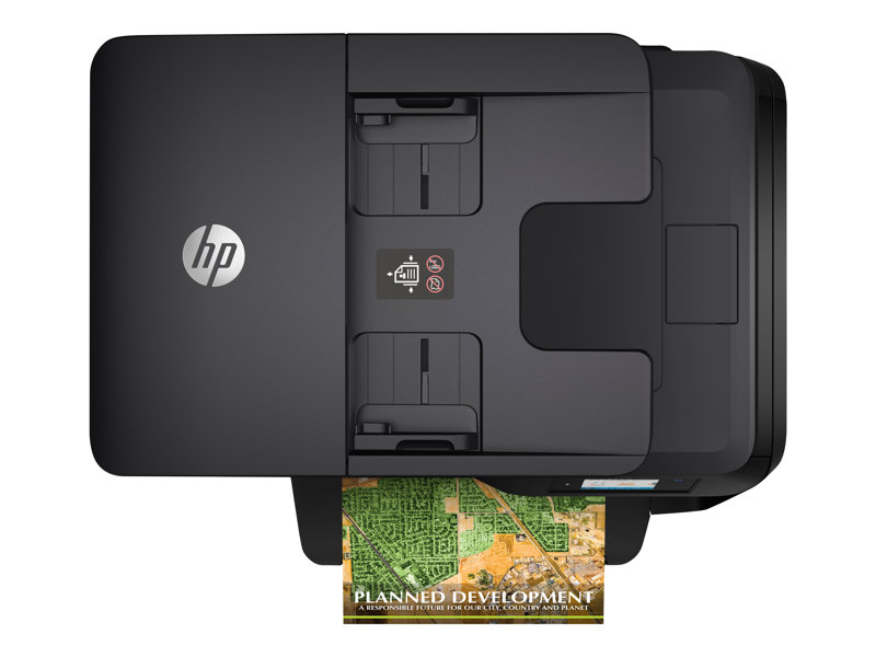HP Officejet Pro 8710 All-in-One - imprimante multifonctions (couleur)