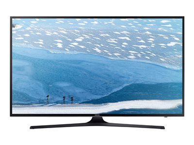 Samsung UN50KU6300F 50INCH Class (49.5INCH viewable) 6 Series LED TV Smart TV