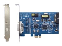 GeoVision GV-800B DVR card PCI Express x1 4 channels