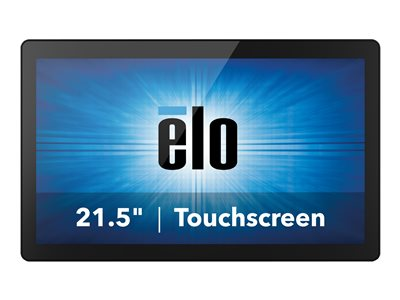 Elo I-Series ESY22i5 All-in-one 1 x Core i5 6500TE / 2.3 GHz RAM 4 GB SSD 128 GB