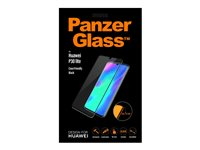 PanzerGlass Case Friendly sort, Krystalklar for Huawei P30 lite