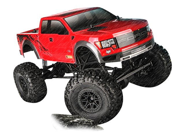 hpi racing crawler king ford svt raptor g nstig kaufen. Black Bedroom Furniture Sets. Home Design Ideas