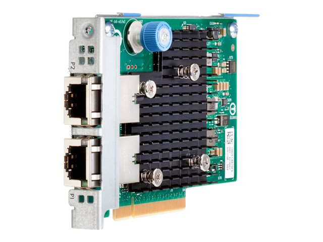 HPE 562FLR-T - network adapter - PCIe 3.0 x4 - 10Gb Ethernet x 2