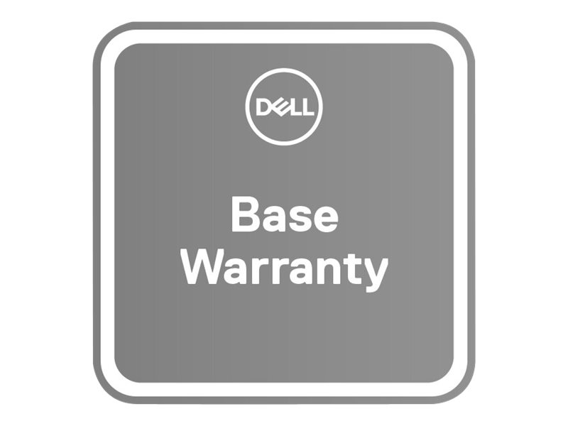 Dell Upgrade from 3Y Next Business Day to 5Y Next Business Day - extended service agreement - 5 years - on-site
