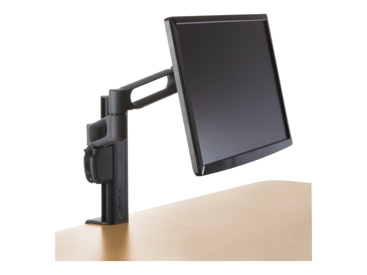 Kensington Column Mount Extended Monitor Arm with SmartFit System - monitor arm