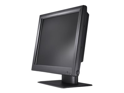 GVision CP19 LCD monitor 19INCH 1280 x 1024 400 cd/m² 1000:1 5 ms DVI-D black