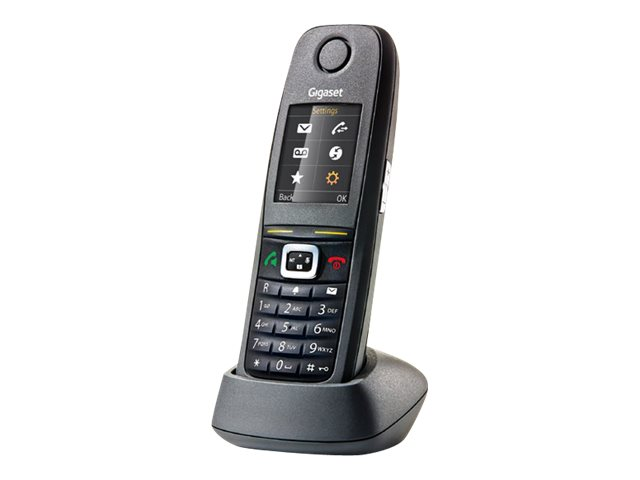 Image of Gigaset R650H Pro - cordless extension handset with caller ID