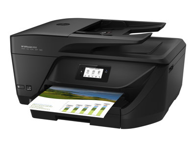 HP Officejet 6950 All-in-One - multifunktionsprinter - farve