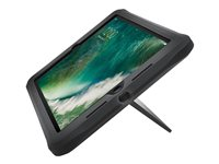 Kensington BlackBelt Rugged Case for iPad 9.7-inch - Protective case for tablet