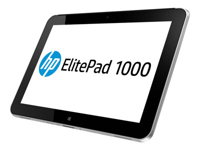 HP ElitePad 1000 G2 Healthcare tablet Atom Z3795 / 1.59 GHz Win 10 Pro 64-bit 4 GB RAM
