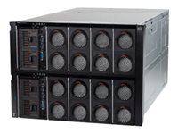 Lenovo System x3950 X6 6241 Server rack-mountable 8U 8-way 4 x Xeon E7-8870V2 / 2.3 GHz