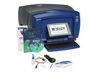 Brady BBP85 Label printer color thermal transfer Roll (10 in) 300 dpi USB, LAN