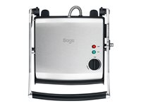 Sage SGR200BSS4EEU1 The Adjusta Grill - Grill / Sandwichmaker